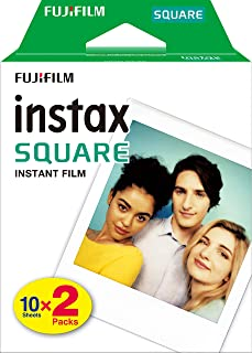 insrtax SQUARE Film 20 pack, Vit Ram