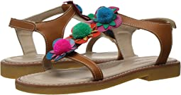 Elephantito - Caribe Pom Pom Sandal (Toddler/Little Kid/Big Kid)