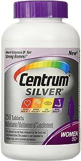 Centrum Silver Women Multivitamin - 250 Tablets