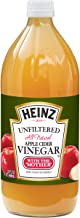 Heinz Natural Unfiltered Apple Vinegar (32 oz Bottle)