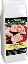 Sponsored Ad - Market & Main Peppermint Bark Flavored Coffee, Single Bag, 12 Ounces