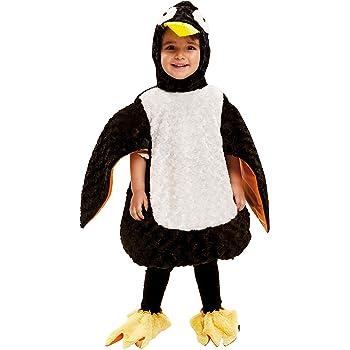 My Other Me Me-202399 Disfraz de pingüino de peluche, 1-2 años ...