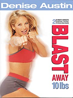 Denise Austin: Blast Away 10 Pounds