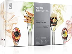 Aroma R-EVOLUITION Deluxe edition by MOLECULE-R; Volatile Flavoring and Pairing Kit