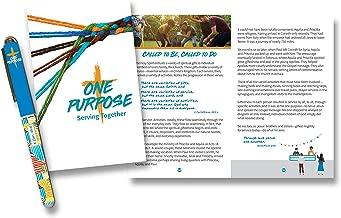 Christian Tools Affirmation Gift Set-One Purpose Devotion Book & Pen (1 Corinthians 12:4-6 ESV)