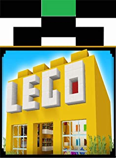 Making-a-LEGO-Store-in-Minecraft - : (Minecrafters UNOFFICIAL Screen Guide Handbook) - Comic Book, graphic novels, Build I...