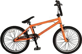 KHE Bikes Equilibrium 3 BMX Bicycle, Matte Orange, (Wheel Size 20-Inch)
