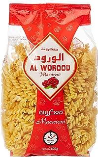 AL WOROOD Vite Macaroni 400 g