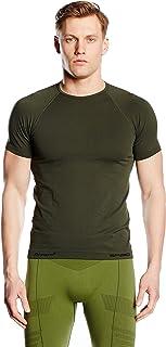 SPAIO Survival T-Shirt Manches Longues Hommes Kaki