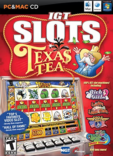 IGT Slots: Texas Tea - PC/Mac
