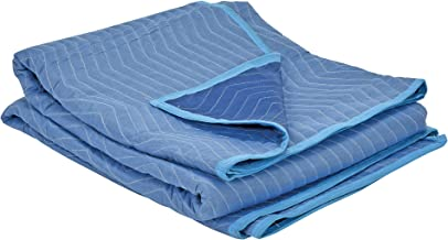 Vestil QPC-7280-UP-1PK All Weather Quilted Polyester Moving Pad, 80