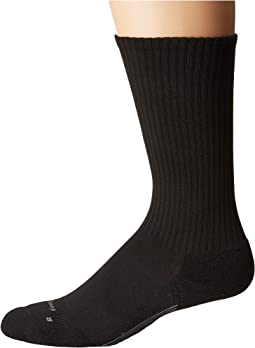 Feetures - Casual Rib Cushion Crew Sock