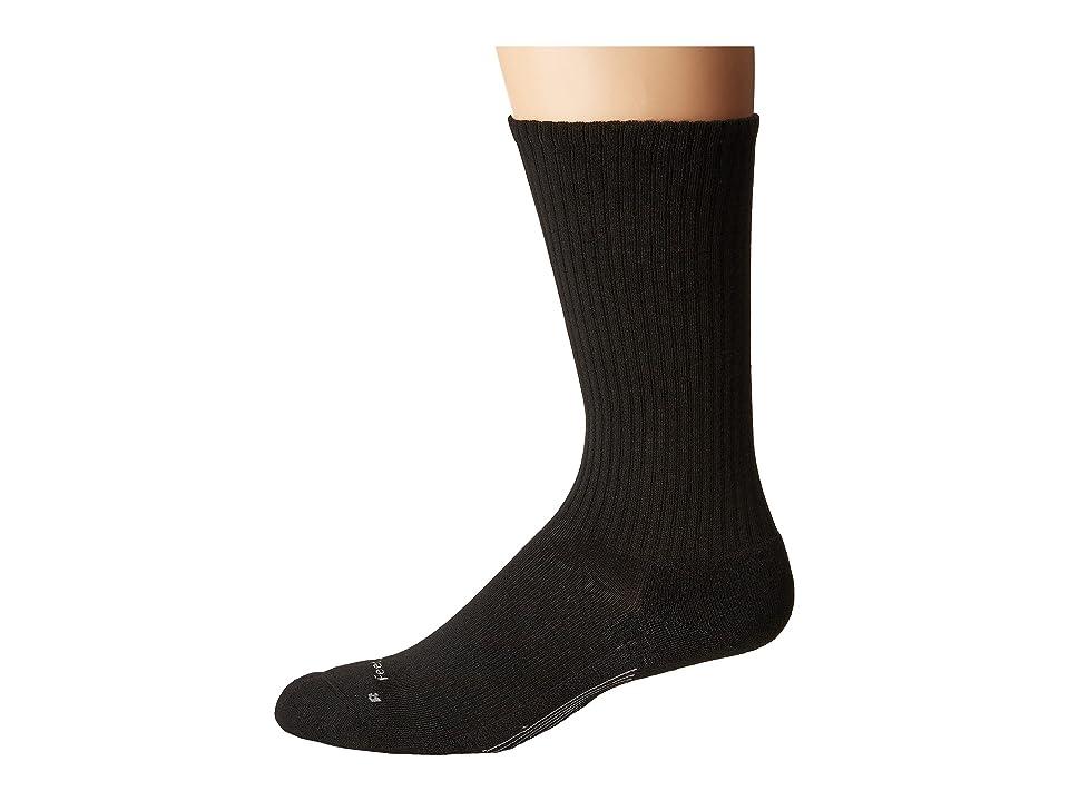 Feetures - Feetures Casual Rib Cushion Crew Sock