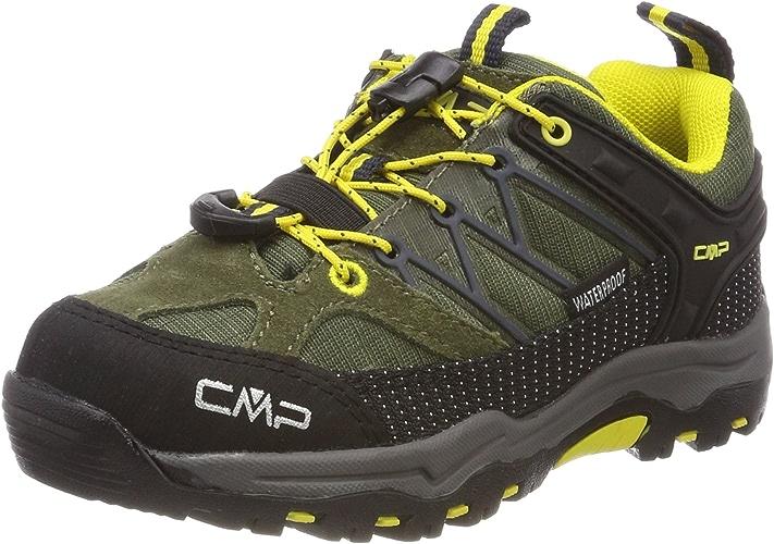 CMP Campagnolo Rigel, Chaussures de Randonnée Basses Mixte Enfant