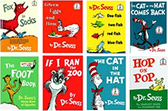 Childcraft Dr Seuss Hardcover Book Collection (Set of 8)