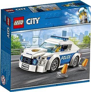 ليغو سيتي سيارة دورية الشرطة - 60239