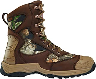 "Lacrosse Men's 572112 Atlas 8"" 800G Hunting Boot, Realtree Edge - 9.5 M US"