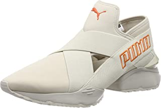 PUMA Women's Muse Eos 2 Tz Metallic WN's Low-Top Sneakers