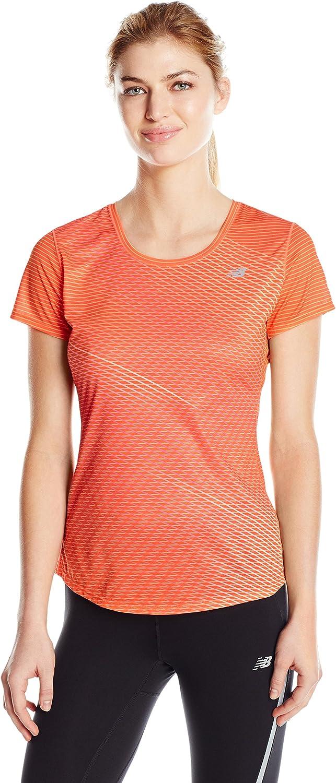 Balance Women's Accelerate Short Sleeve Graphic Shirt