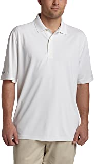 GREG NORMAN Performance Polo Shirt, Womens, G7SOK400-100-X-Large, White, X-Large