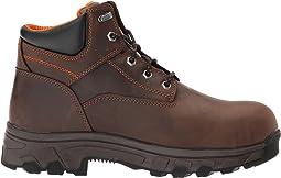 Brown Full-Grain Leather