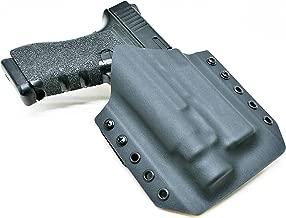 Code 4 Defense Light Bearing Holster for Glock 17 with a TLR-1- Kydex Holster for Glock 17-22 with TLR-1- Light Bearing Kydex Holster
