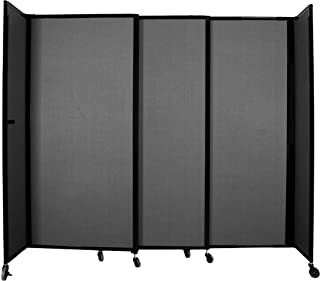 VERSARE StraightWall Sliding Portable Partition