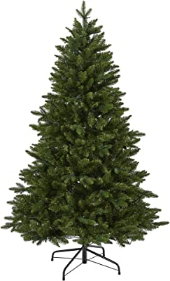 5ft. New Hampshire Fir Artificial Christmas Tree with 150 LED Lights