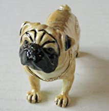 Bejeweled Collection Department 56 Pug Jewel Box