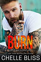 Burn (Men of Inked: Heatwave Book 2)