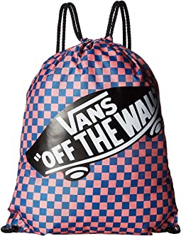 8022671e61ec87 Bags · Backpacks · Vans. New. Blue Sapphire Strawberry Pink Checkerboard