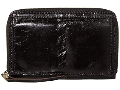Hobo Elm (Black) Wallet Handbags