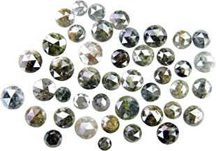 rose cut loose gemstones