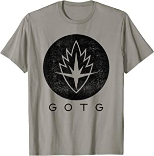 Guardians of the Galaxy Symbol Graphic T-Shirt