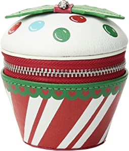 Brighton Christmas Cupcake Chain Purse