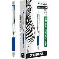 12-Count Zebra Pen Z-Grip Flight Retractable Ballpoint Pen