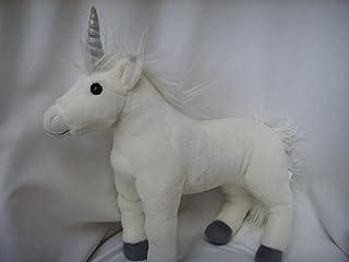 """Unicorn White Horse Wizarding World of Harry Potter Plush Toy 15"""""""