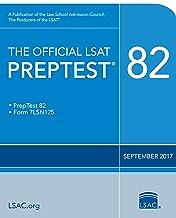 The Official LSAT PrepTest 82 (Official LSAT PrepTests) PDF