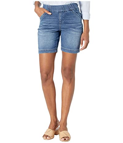 Jag Jeans Petite 7 Petite Gracie Pull-On Shorts (Mission) Women