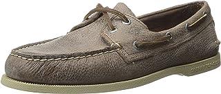 Sperry Top-Sider pour homme authentique Original Chaussures bateau pour Rancher Bateau Chaussure - marron - marron,
