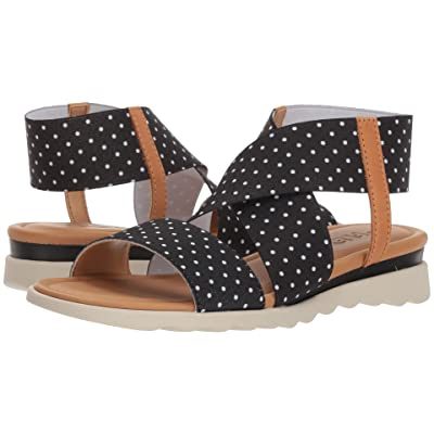 The FLEXX Extra (Black Dots Elastic) Women