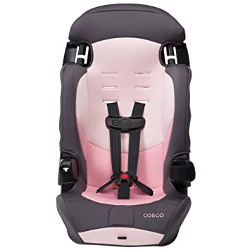 Cosco Finale DX 2-in-1 Booster Car Seat, Sweet Berry: image