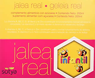 Sotya Jalea Real Infantil 20 AmpollasCristal - 1 Unidad