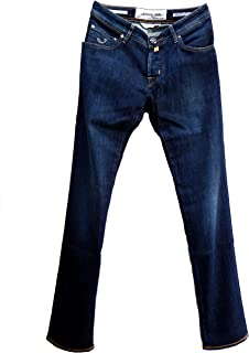 JACOB COHEN(ヤコブ コーエン)ウォッシュド加工スーパーストレッチテーパードジーンズ J622 COMFORT 01851 W2