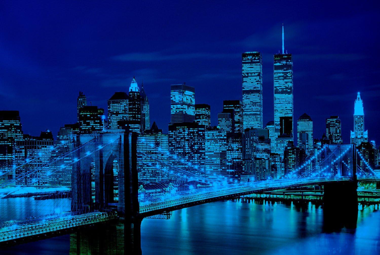 Tomax Brooklyn Bridge USA 1000 Jigsaw Pu Super-cheap Glow-in-the-dark Piece security