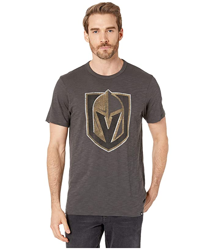 Vegas Golden Knights Grit Scrum Tee Charcoal