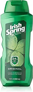 Irish Spring Body Wash, 18 Ounce, (Pack of 2)