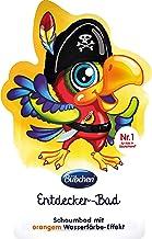 Bübchen Entdecker-Bad Badezusatz für Kinder, Schaumbad mit oranger Badefarbe, 1er Pack 1 x 40ml