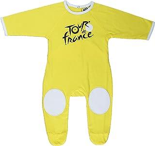 Tour de France Strampler – Baby-Trikot, gelb, offizielle Kollektion