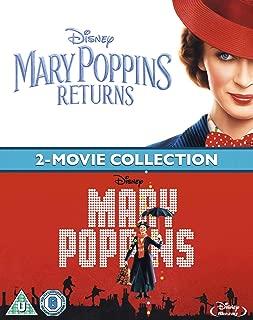 Mary Poppins Returns Doublepack 2018  Region Free